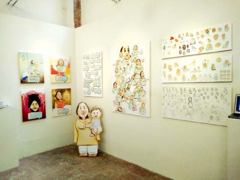 artists portrayal bnu s 10th annual degree show kicks off