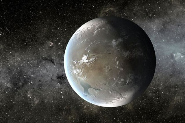 earth like planet may support human life