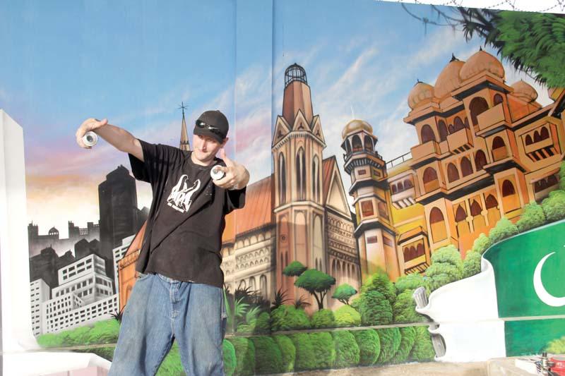 vandalism in vogue street art speaks louder than words
