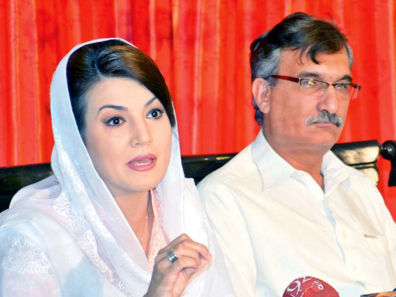 reham khan criticises k p govt s role in protecting children