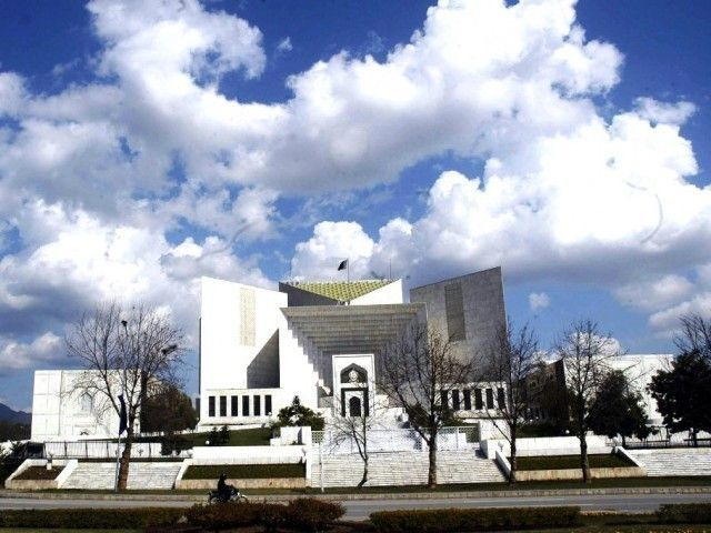 sc disposes of development funds petition after pm imran s denial