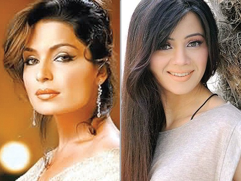 Meera and Rabi Peerzada play lead roles in the film. PHOTOS: FILE
