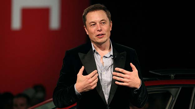Elon Musk believes we are all characters in some advanced civilisation's video game PHOTO: REUTERS