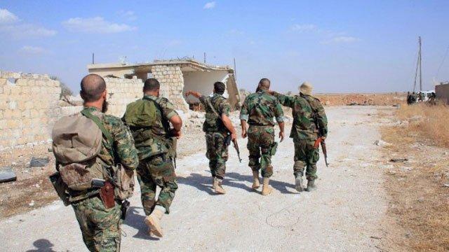 army presses advance on jihadists at syria s biggest dam