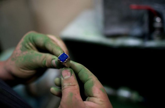 make afghan lapis lazuli a conflict mineral watchdog