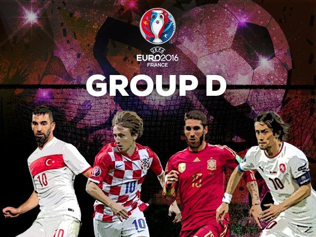 euro 2016 spain headline tournament s toughest group