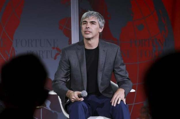 google co founder larry page is secretly building flying cars