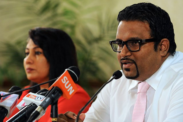maldives ex vp adeeb jailed for plotting president s assassination