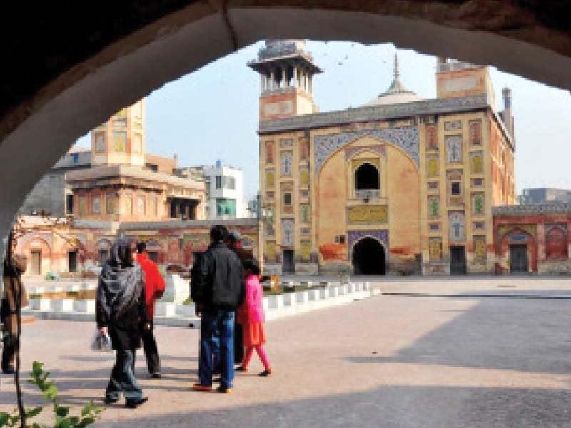 Until Badshahi Masjid was built, Wazir Khan's was the main mosque in Lahore