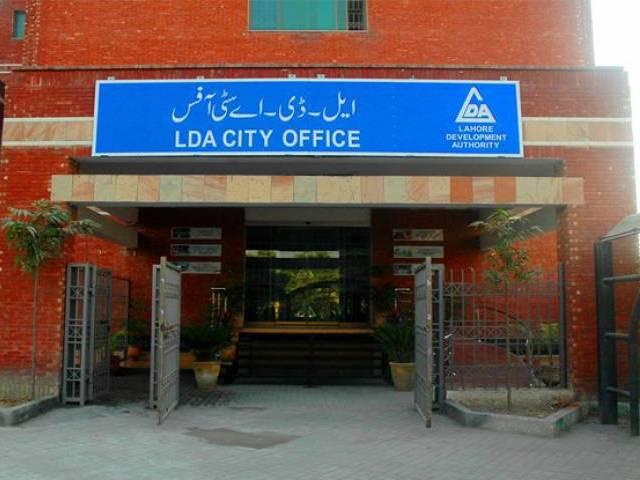 Lahore Development Authority. PHOTO: ONLINE