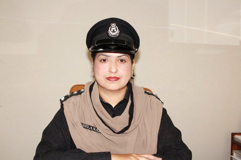 dsp aneela naz photo express