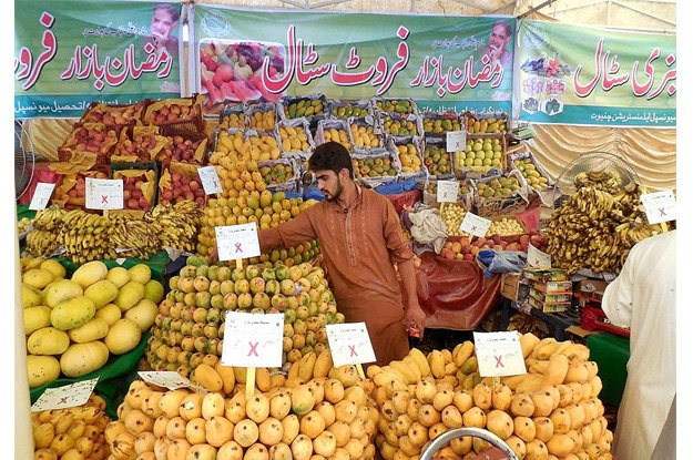 Prices of most vegetables, fruits remain stable at the markets. PHOTO: APP