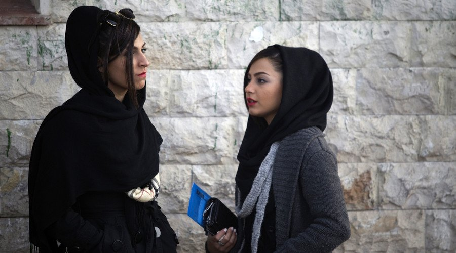 Cleric urges Iran's morality police to crack down on 'improper veiling'. PHOTO: REUTERS