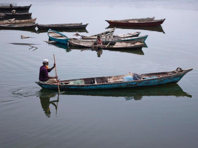 fishermen protest against japan