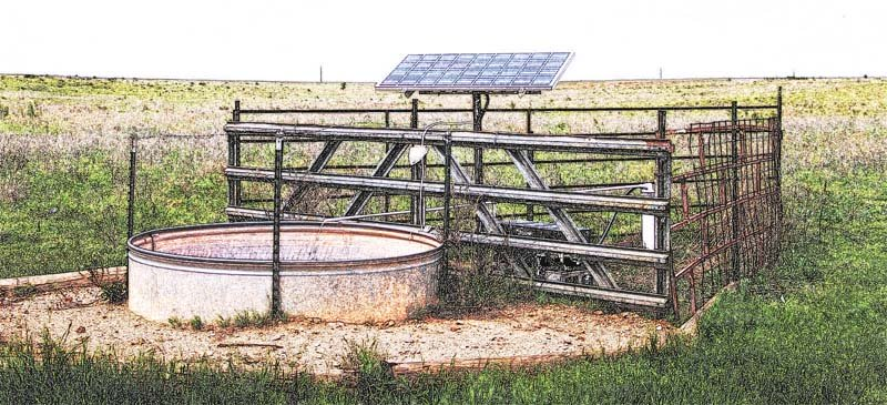 staring at the sun load shedding forces farmers locals to switch to solar power