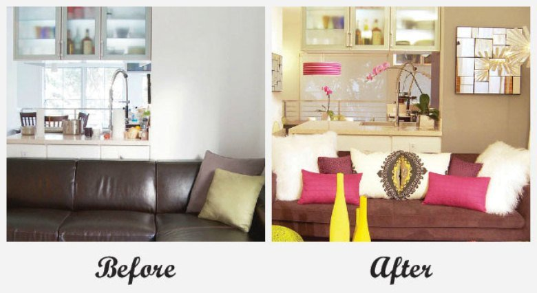10 ways to give your house a budget friendly makeover