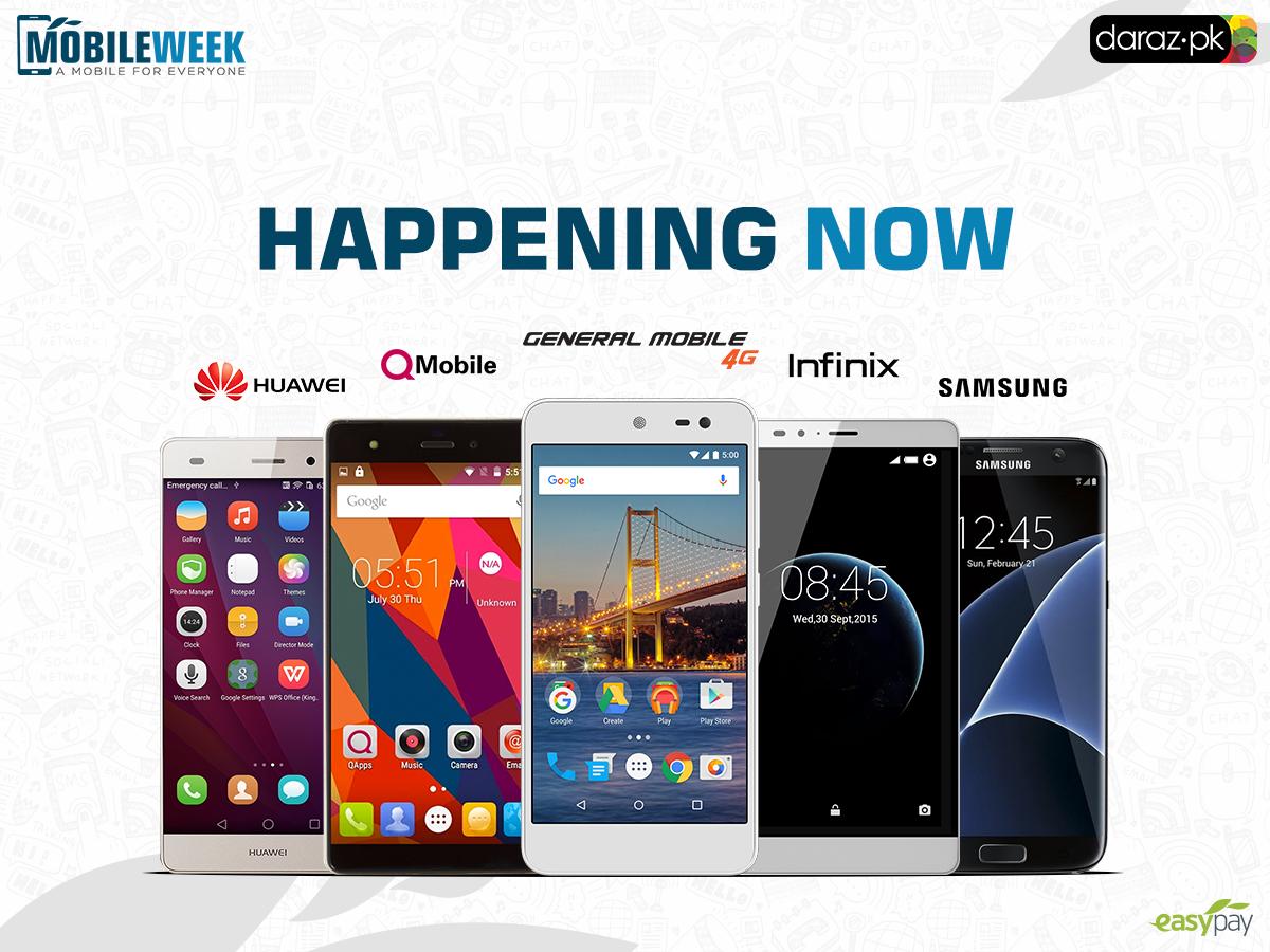 traffic soars as daraz pk hosts pakistan s first ever virtual mobile week sale