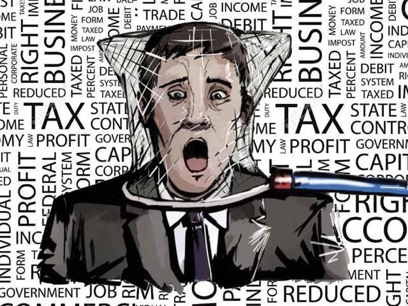 govt targets big firms with big advance tax bills
