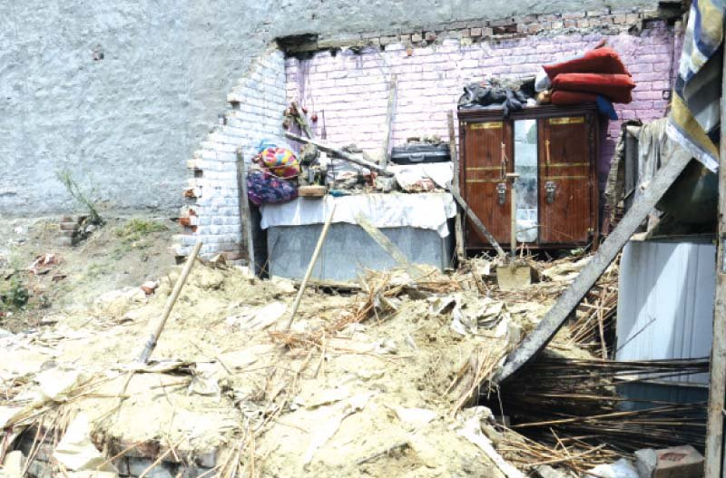 tragic loss four killed in roof collapse