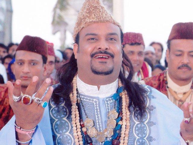 Rest in peace, Amjad Sabri.