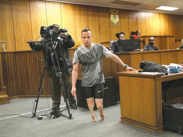 pistorius says steenkamp would want him freed