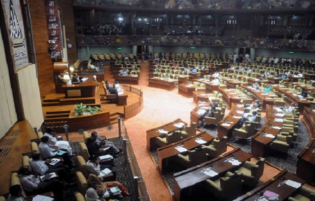 sindh assembly session photo nni