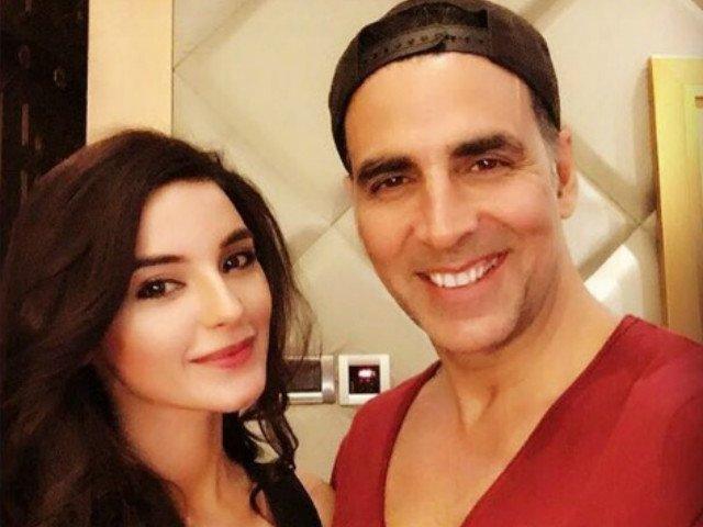 Sadia Khan to star opposite Akshay Kumar?