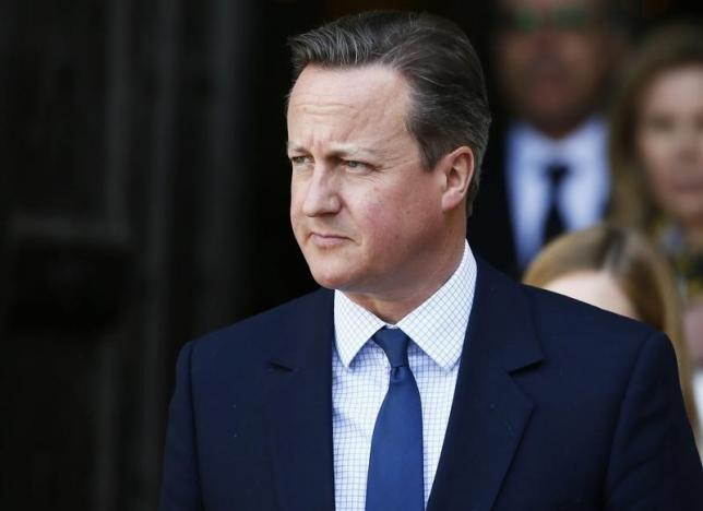 uk pm cameron says will step down by october after brexit vote