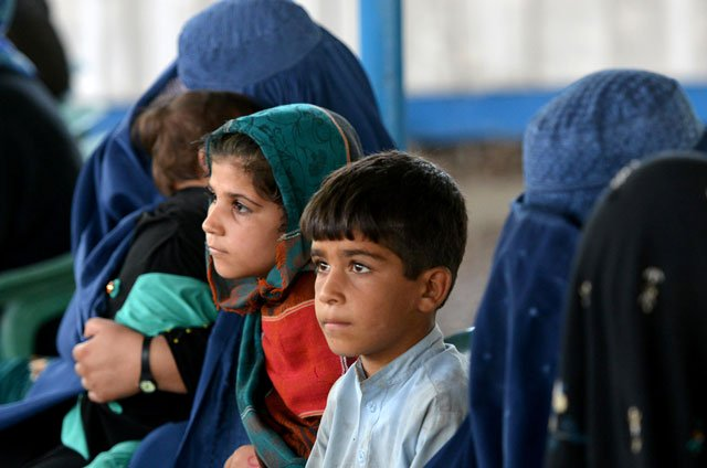 govt launches drive to verify 1 4m afghan refugees