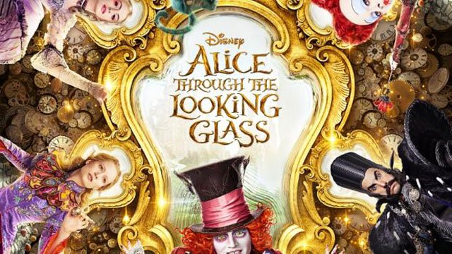 alice through the looking glass fails to shine through