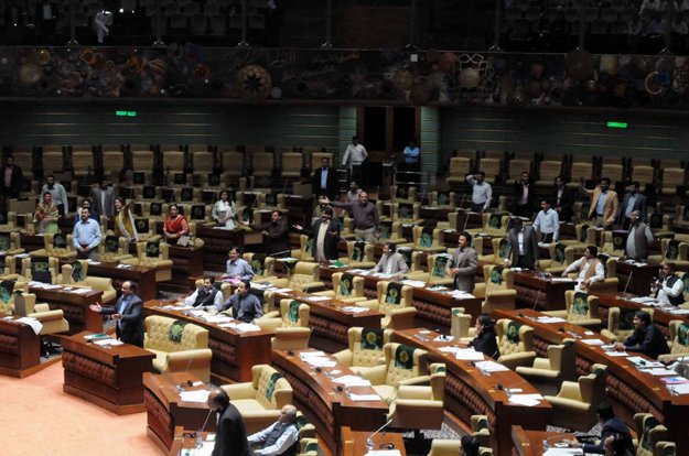 a file photo of sindh assembly photo ppi