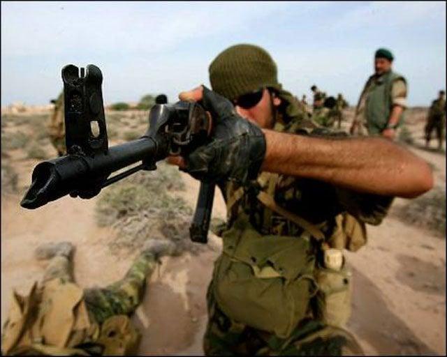 iran says five rebels killed in kurdish region