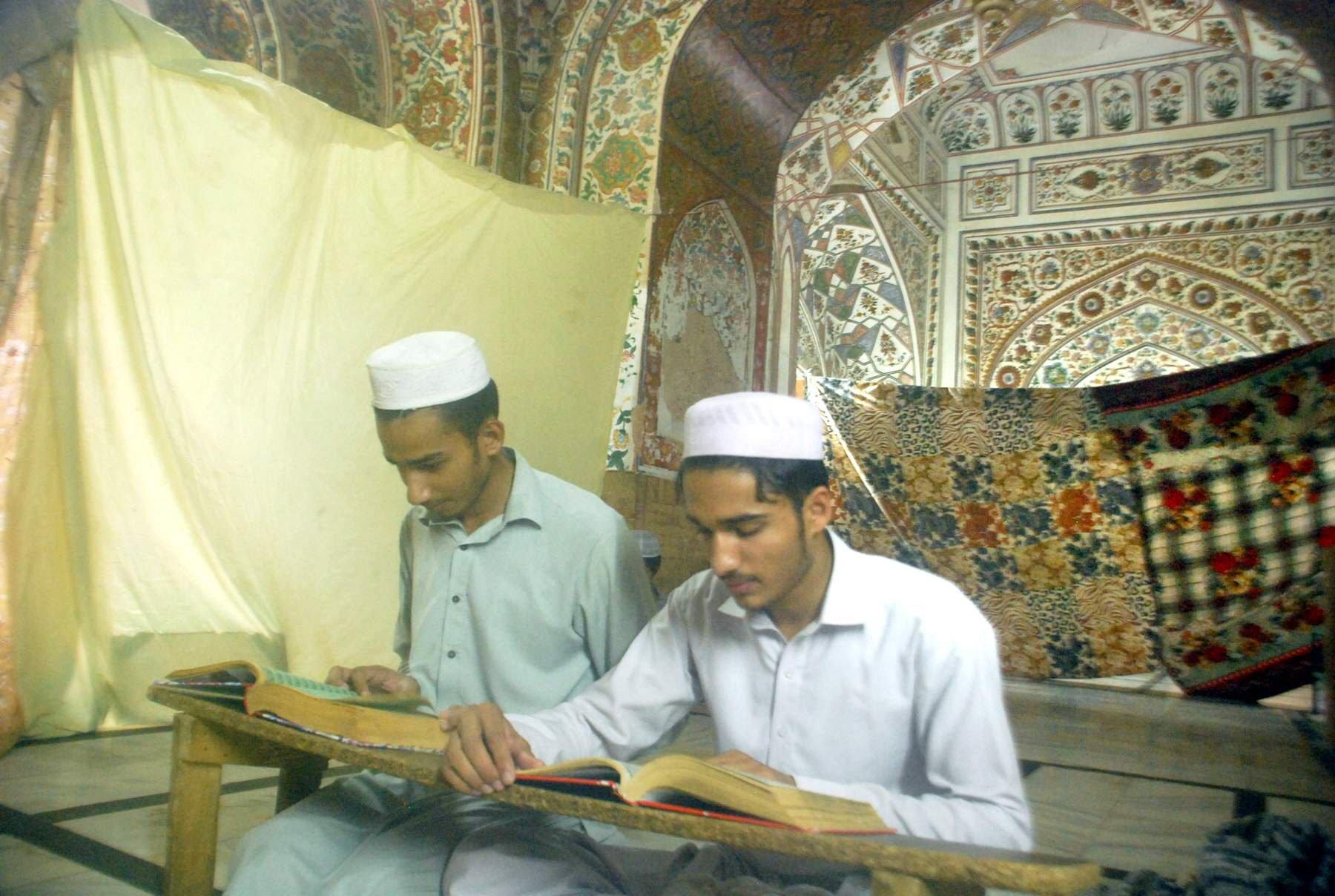 religious observance mosques make special arrangements for aitekaf