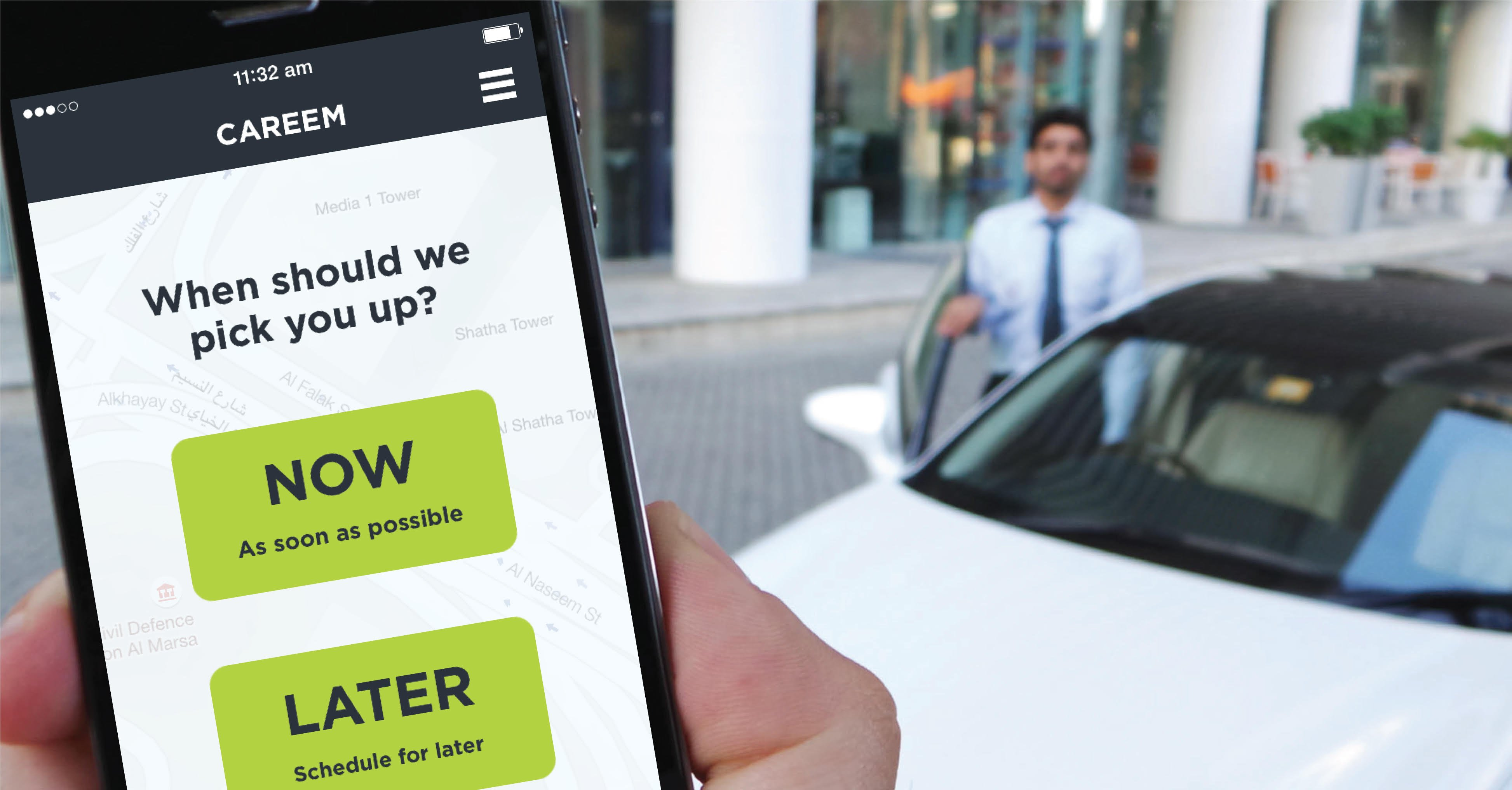 The taxi-hailing service is popular among many who want to travel safe, but some reports of harassment have emerged. PHOTO: CAREEM
