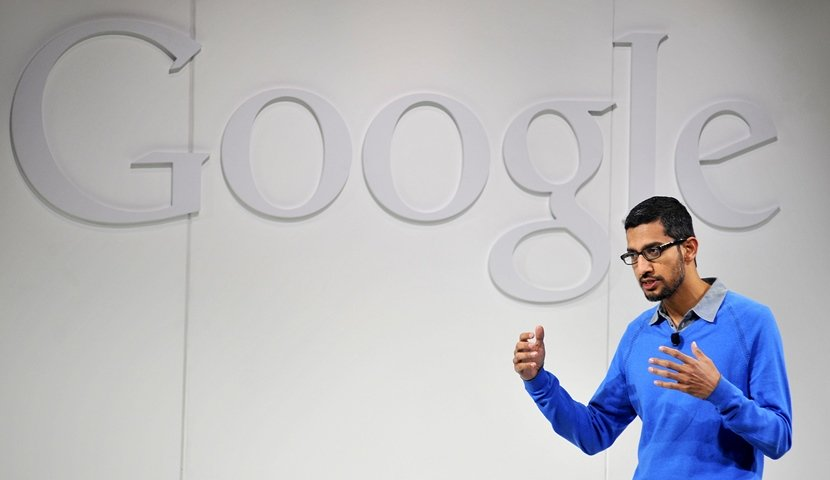 OurMine posted messages on Quora using Pichai's account. PHOTO: AFP