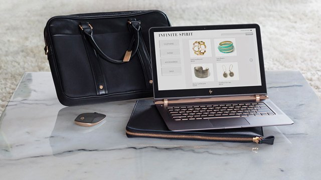 hp unveils world s thinnest laptop