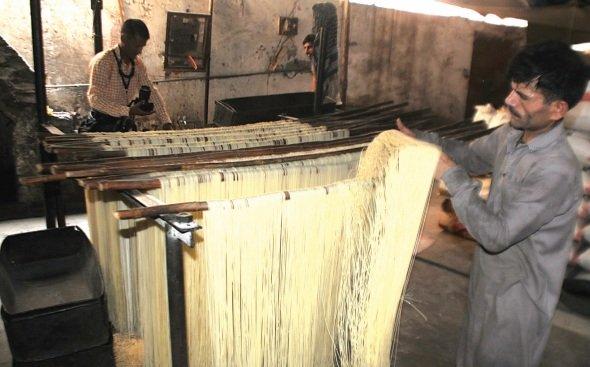 demand on the rise vermicelli sale picks up as eid draws near