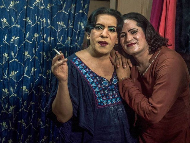 a glimpse into the lives of karachi s transgenders