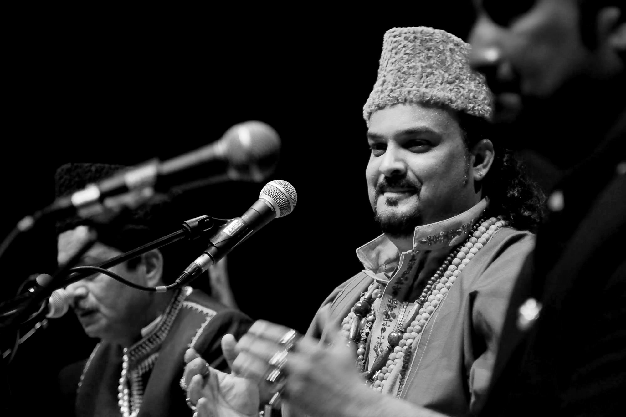 amjad sabri photo file