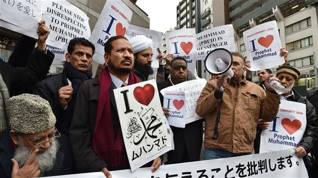 police in the capital had also been surveilling places of worship halal restaurants and quot islam related quot organisations photo afp