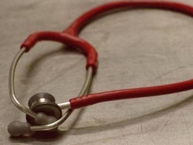 Doctor, dispenser had been working at the hospital for five years. PHOTO: AFP