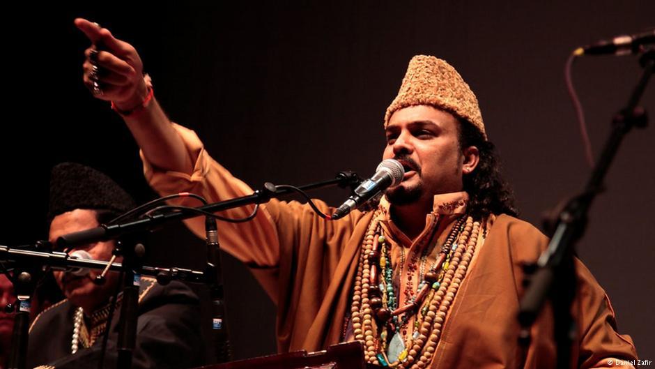 who will replace amjad sabri