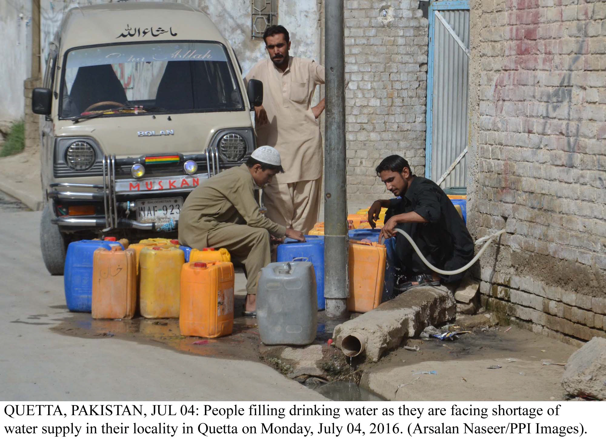 most water sources in islamabad unsafe says report