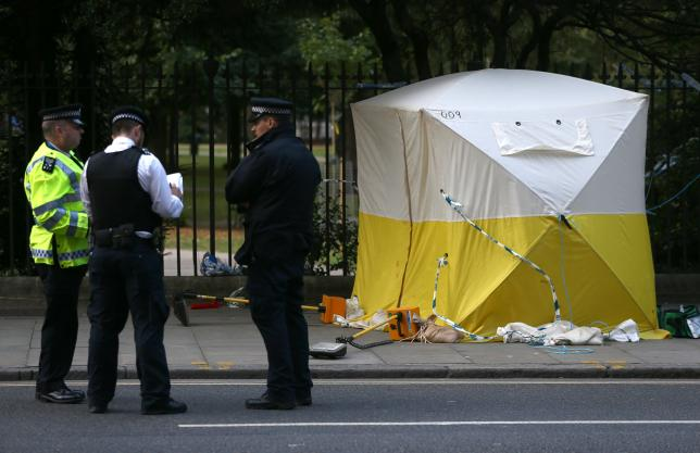 calls for calm after london stabbing attack kills one