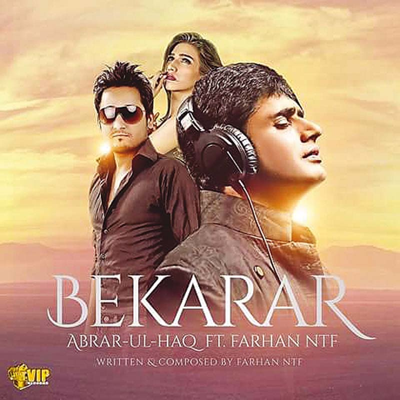 abrar ul haq releases one of a kind love song