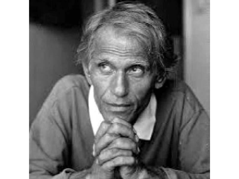 literary world s loss sindhi drama writer ali baba passes away
