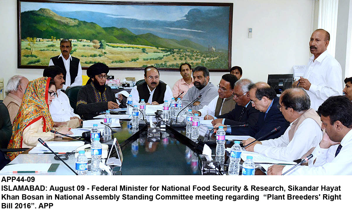 na standing committee approves plant breeder s bill