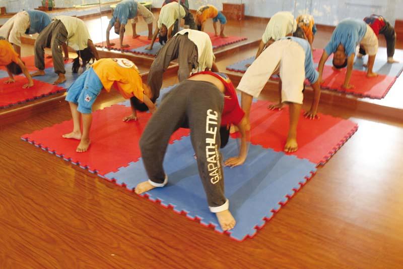 nadia jamil opens doors of new community space in lahore