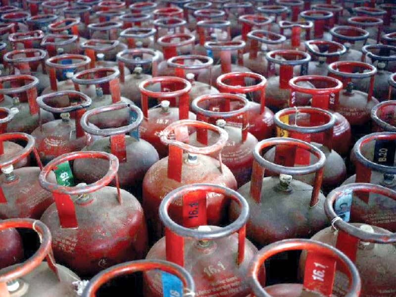 zero duty and taxes on import of machinery and equipment for the installation of new lpg production plants facilities have been proposed photo file