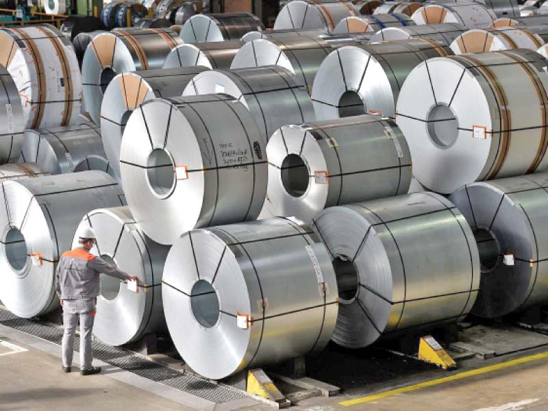abad chairman has urged the govt to initiate strict action against the cartel of steel manufacturers photo reuters